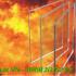 Cửa thép chống cháy 2 cánh có ngưỡng